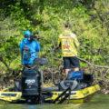 スキート苦しむ!天候変化で問われるアジャスト力…2018  Bassmaster Elite at Kentucky Lake Day3