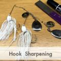 間違いないフックの研ぎ方。2種類の針研ぎ方法で自宅と釣り場で使い分け!